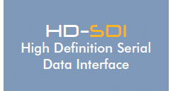 HD-SDI High Definition Serial Data Interface